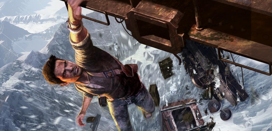Uncharted 2: Bombastische Inzenierung